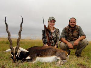 Blackbuck Hunting Argentina
