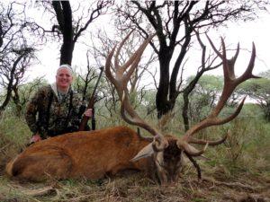 La Pampa Red Stag Hunting